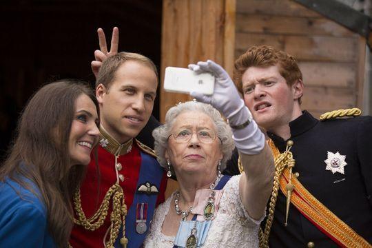 Ceci n'est pas la famille royale britannique