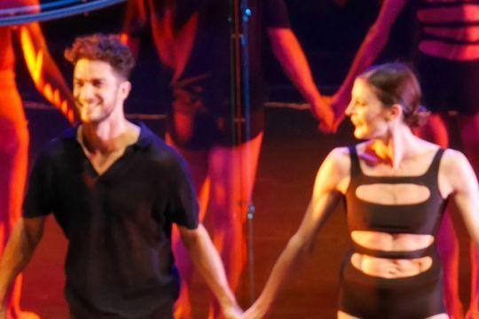 Hier soir à Manchester… Wayne McGregor et les danseurs de l'Opéra de Paris