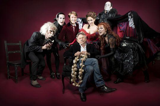 Roman Polanski, mordu de vampires