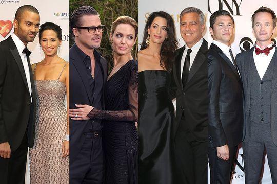 Les mariages people de l'année 2014