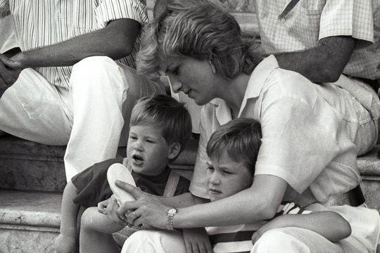 Les ultimes cadeaux de Diana à ses fils