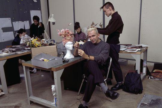 Quand Philippe Bouvard révélait Jean Paul Gaultier