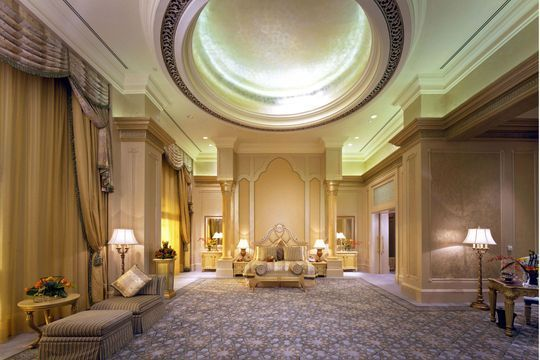 Abu Dhabi: Mille et une nuits d'extravagance