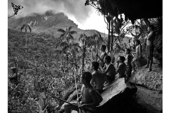 Salgado: 10 photos pour sauver l'Amazonie