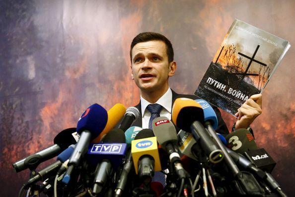 Le rapport sur l'Ukraine qui l'a tué rendu public