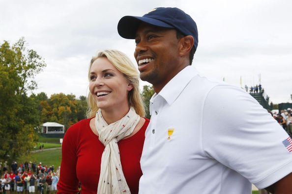 Entre Tiger Woods et Lindsey Vonn, c'est fini