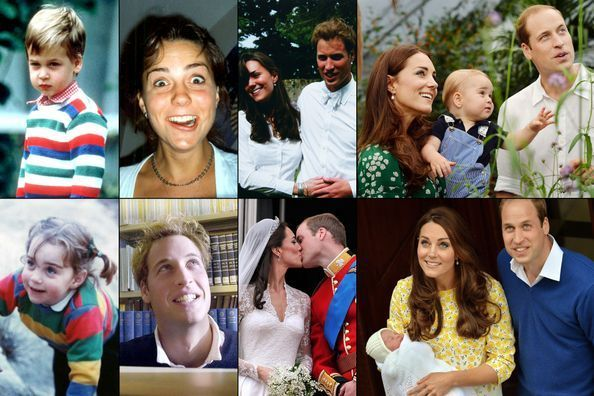Kate Middleton et le prince William, destins croisés