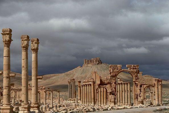 Retour sur l'âge d'or de Palmyre