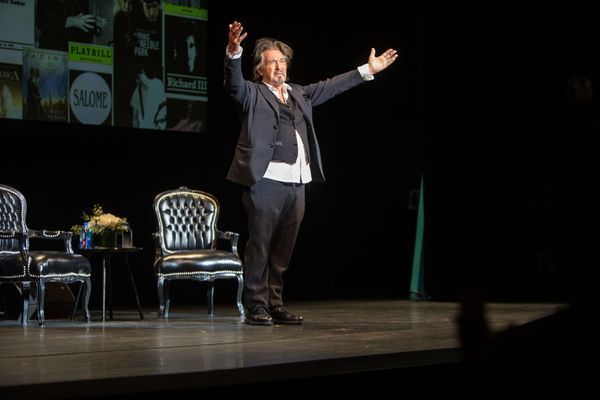 Le dernier salut d'Al Pacino