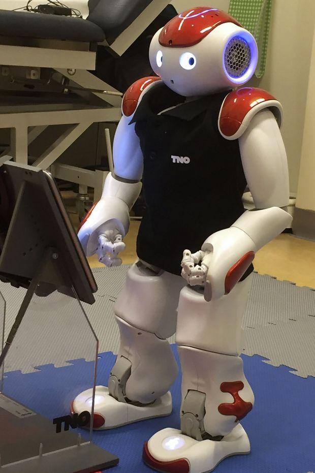 Le robot Charlie