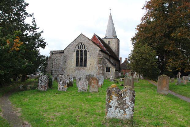 L'Eglise St Nicholas de Pluckley