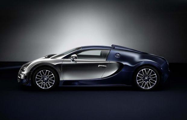 """La Bugatti Veyron 16.4 Grand Sport Vitesse """"Ettore Bugatti"""""""