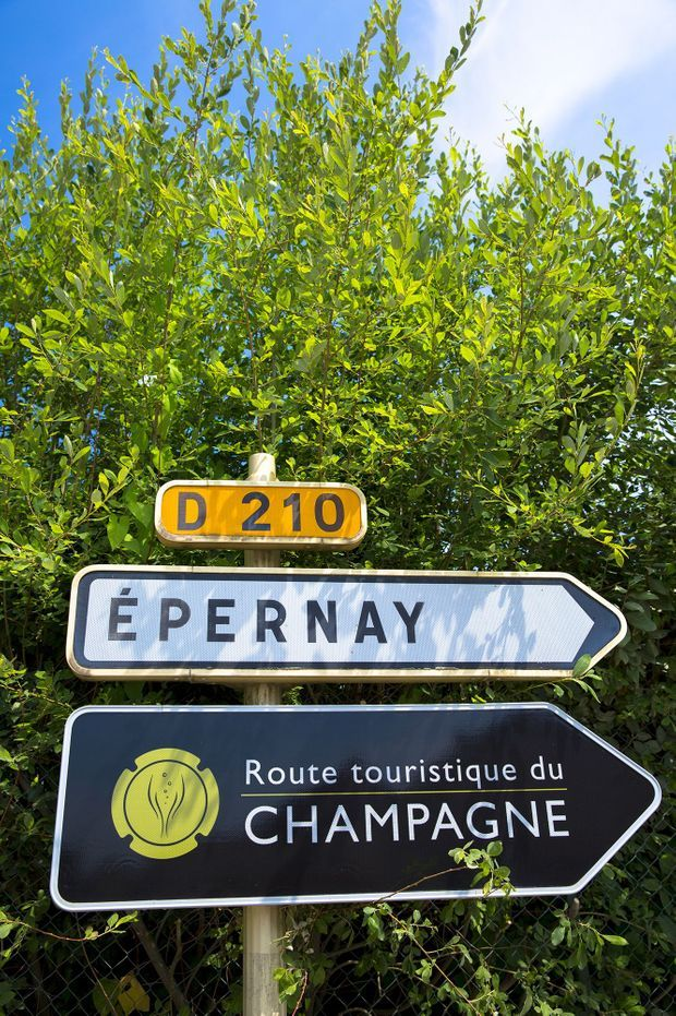 Epernay est un arrêt incontournable sur la mythique route du champagne.
