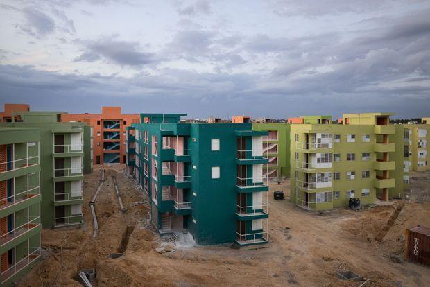 Le chantier de la nouvelle Barquita.