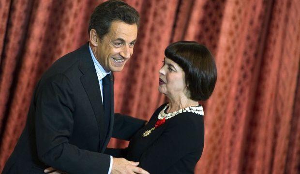 1 Nicolas Sarkozy Mireille Mathieu -