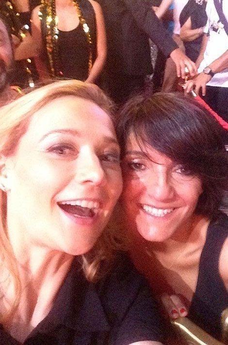 Caroline et Florence lors du Marrakech du Rire !