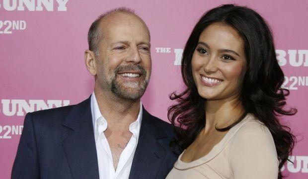 2-photos-people-cinema-Bruce Willis et Emma Heming--
