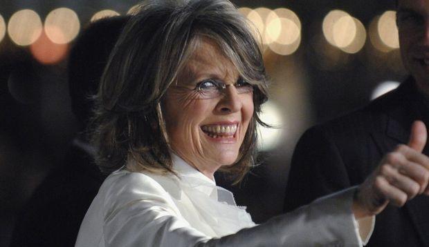 2-photos-people-cinema-Diane Keaton--Diane Keaton à Los Angeles tout sourire