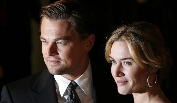 2-photos-people-cinema-Leonardo DiCaprio et Kate Winslet--