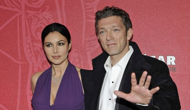2-photos-people-cinema-Monica Bellucci et Vincent Cassel--