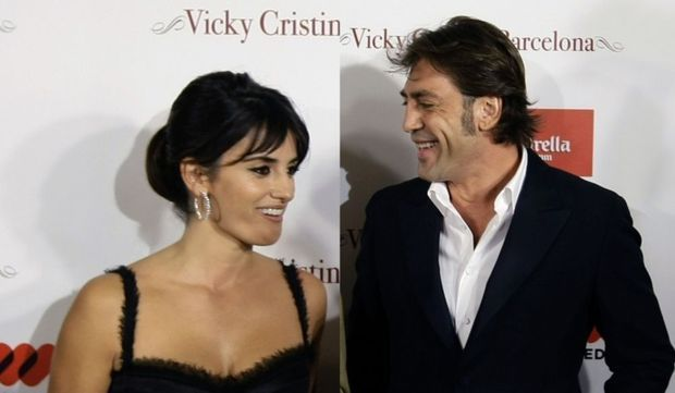 2-photos-people-cinema-Penelope Cruz et Javier Bardem (montage)--
