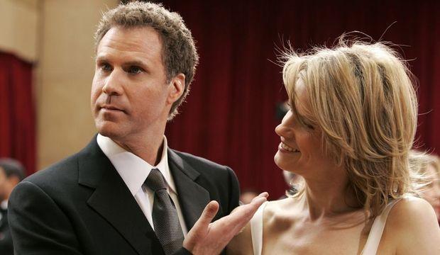 2-photos-people-cinema-Will Ferrell et sa femme--