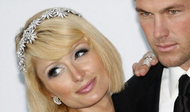 2-photos-people-musique-Paris Hilton et Doug Reinhardt --