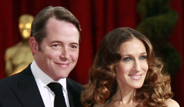 2-photos-people-tv-Sarah Jessica Parker et Matthew Broderick--