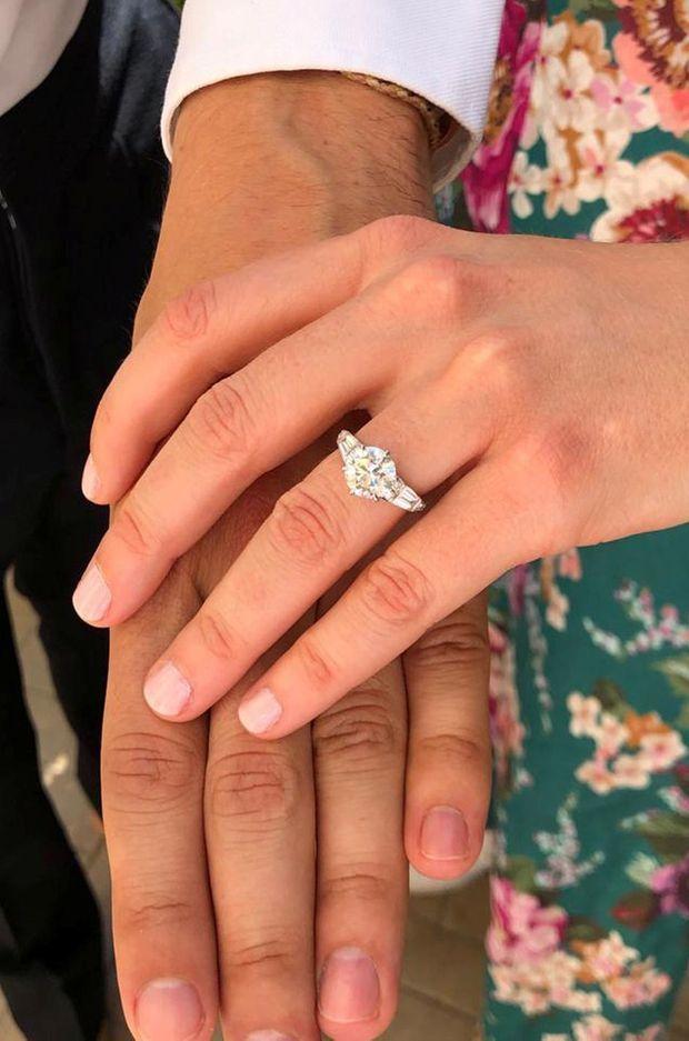 La bague de fiançailles de la princesse Beatrice d'York, dévoilée le 26 septembre 2019