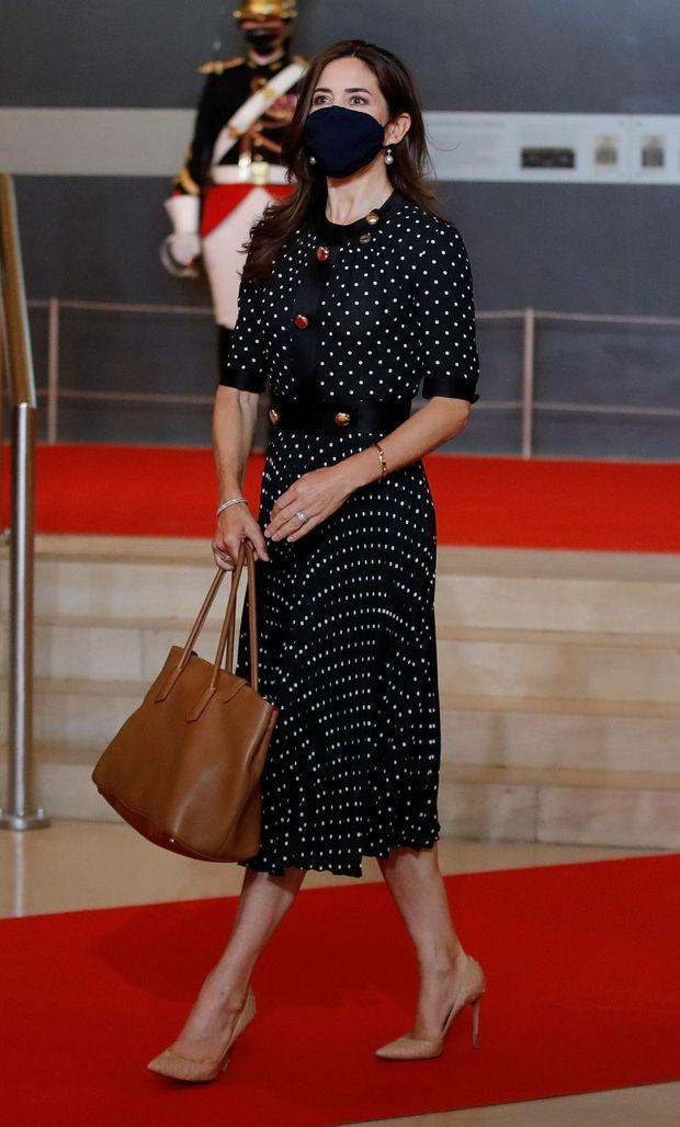 La princesse Mary de Danemark à Paris, le 30 juin 2021