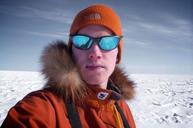 Philip de Roo avait fêté ses 30 ans pendant l'expédition.