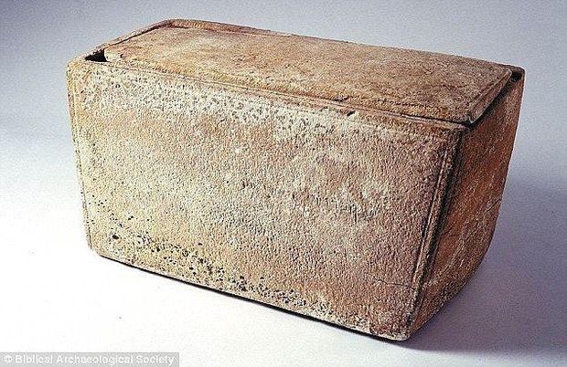 L'ossuaire de Silwan où figure l'inscription Jacques, fils de Joseph, frère de Jésus»