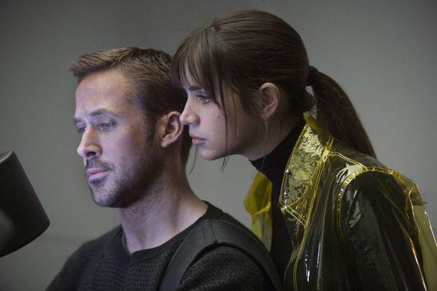 """Ryan Gosling et Ana de Armas dans """"Blade Runner 2049"""""""
