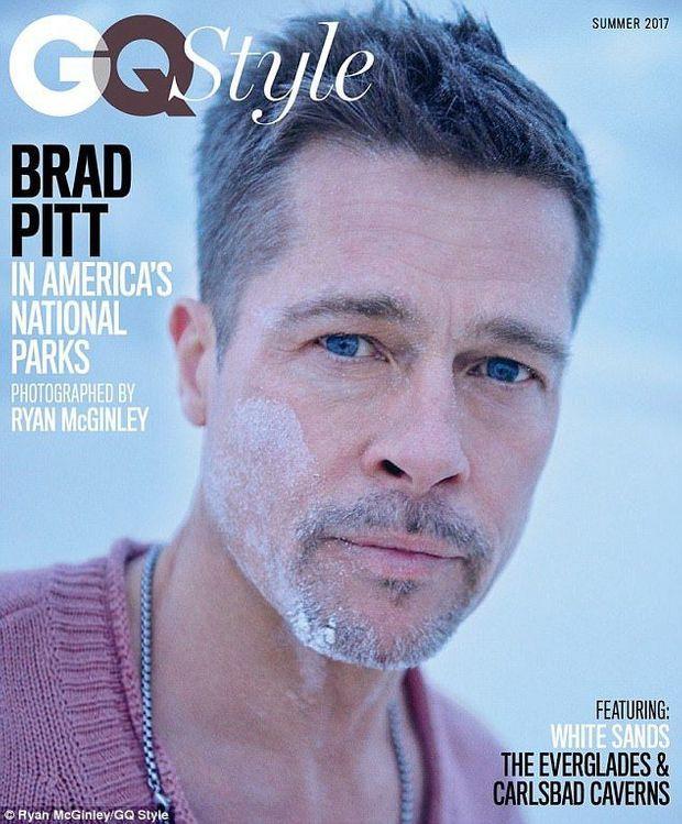 Brad Pitt, son retour dans la lumière.