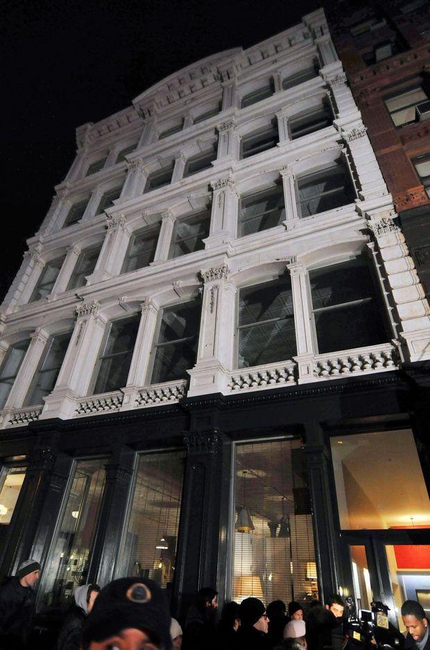L'immeuble du 421 Broome Street