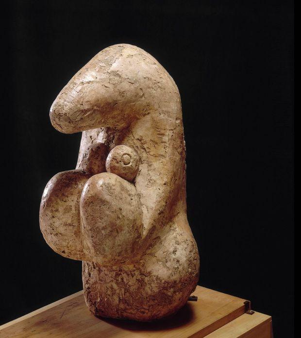 """""""Buste de femme, Boisgeloup"""", Pablo Picasso, 1931"""