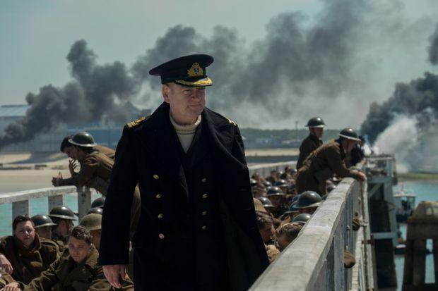 """Kenneth Branagh dans """"Dunkerque"""" de Christopher Nolan (2017)"""