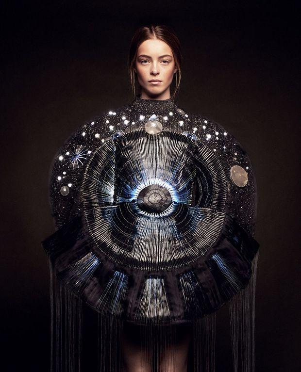 Une création de Clara Daguin