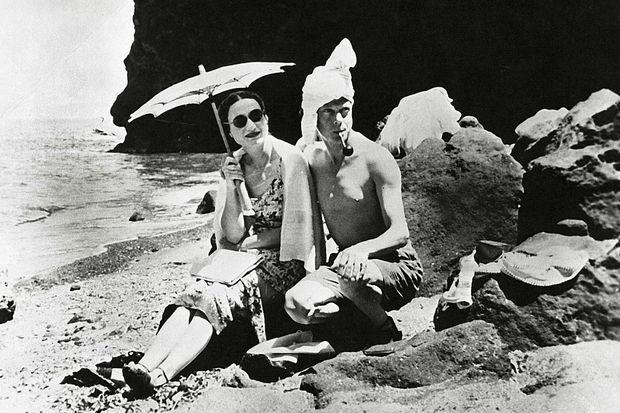 Au mois d'août 1936, le roi Edouard VIII passe ses vacances avec Wallis Simpson en Yougoslavie