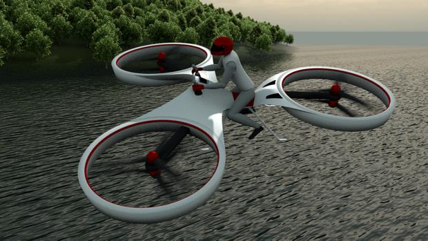 Le deuxième prototype qui va être construit.
