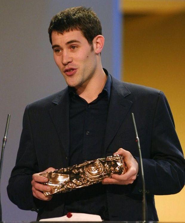 A 24 ans, il reçoit le César du meilleur espoir masculin 2001 pour « Ressources humaines », de Laurent Cantet.