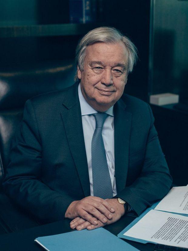 A 69 ans, après avoir occupé « le pire job du monde » au HCR, il récidive comme secrétaire général de l'Onu.