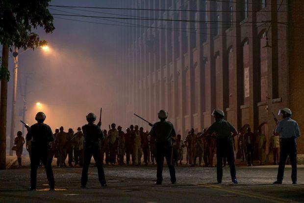 A Detroit, les émeutes ont fait 43 morts en 1 mois.
