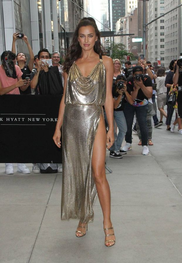 A la New York Fashion Week, le 6 septembre 2018.