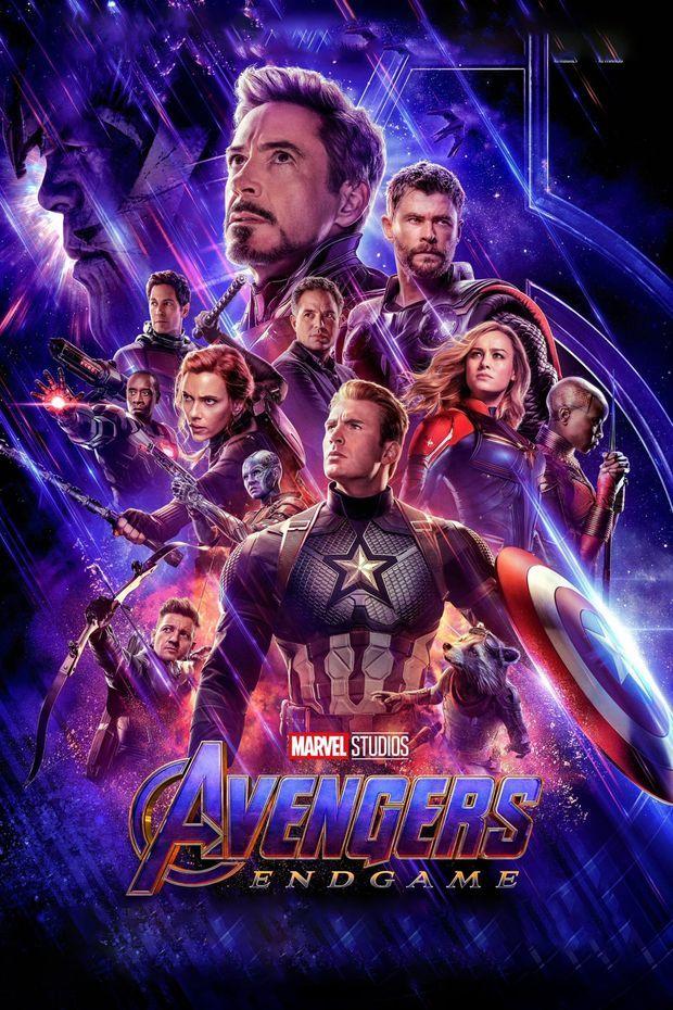 Avengers Endgames au cinéma le 24 avril 2019