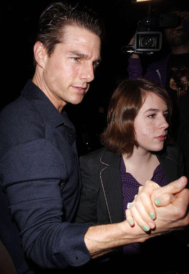 Isabella et Tom Cruise en 2009