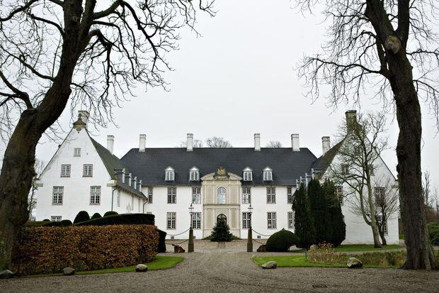 Le château de Schackenborg en 2011