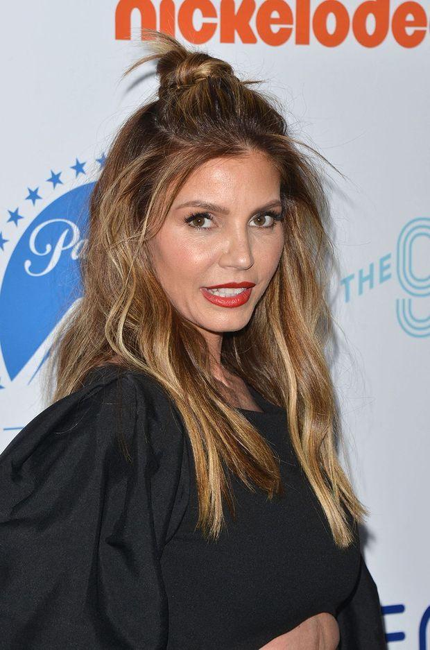 Charisma Carpenter en 2018 lors d'un gala à Los Angeles