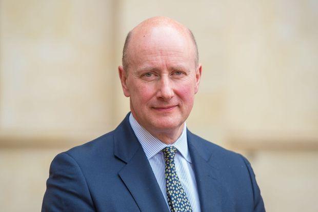Sir Christopher Geidt