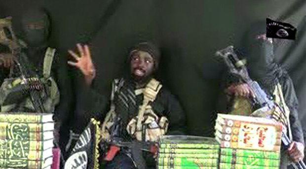 Dans une vidéo de septembre 2016, le chef de Boko Haram Abubakar Shekau continuait de provoquer les autorités nigérianes. il n'a pas réagi à l'annonce du président Buhari de la chute de la secte islamiste.